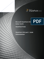 SharePoint Pirate - Admin Guide Part I