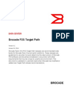 Brocade Fos Target Path Tb