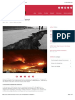 Is Chile Well Prepared for Disasters Urban Controversies