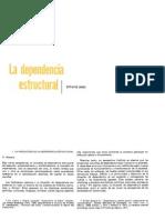 Octavio Ianni Dependencia Estructural