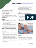 Skill 49[1]..Tracheostomy Suctioning
