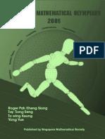 Singapore Mathematical Olympiads (2005)