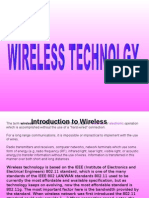 20 - Wireless Networking
