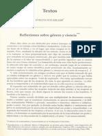 LECT.obliG2.EVELYN FOX KELLER.reflexiones Sobre Género y Ciencia