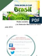 Redes sociales, opinión pública y la Selección Mexicana de fútbol