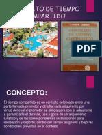 CONTRATO de Tiempo Compartido, Joint Venture,