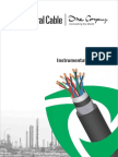 GCI Instrumentation Cable Catalogue