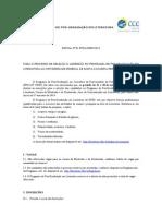 Edital Seleção 2013 20143