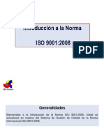 Introduccion a La Norma ISO 90012008