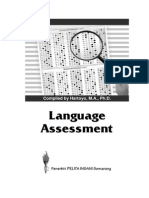 Language Assessment Rev