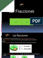 diapositivas fracciones