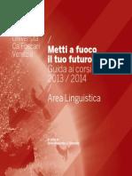 Lingue Guida 2013 Web