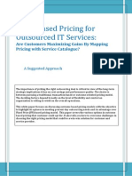 Evolving Pricing Models - White Paper