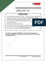 SEMeCAT5
