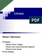 Difraksi