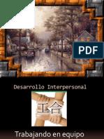Desarrollo Interpersonal