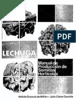 3. Produccion de Lechuga en Argentina