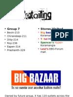 Retailing Final