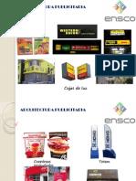 Catalogo Arquitectura Publicitaria Ensco