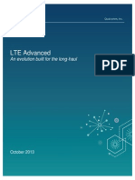 Lte Advanced an Evolution Built for the Long Haul