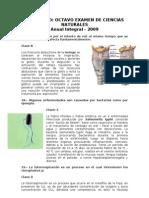 8° EXAMEN DE CC.NN BIOLOGIA