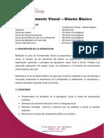 Fundamento Visual —Diseño Básico