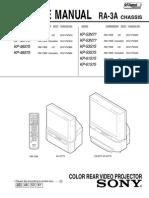 Sony Kp43T75 1