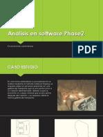 Análisis en Software Phase2 S. Lozano