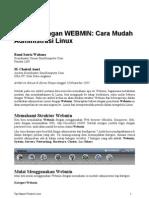 Bekerja Dengan Webmin