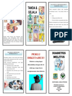 Leaflet Diabetes Mel It Us