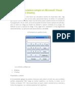 Crear Una Calculadora Simple en Microsoft Visual Studio 2010