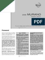 2009 Murano