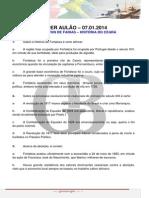 Super Aulo de Hist.do Cear Arton de Farias 08.01.2014