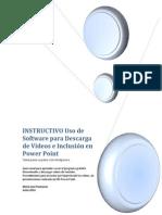 Manual Práctico - Bajar Videos y Como Incluirlos en Power Point
