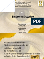Diapos Sindrome Icterico Def