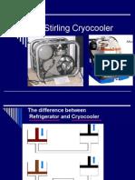 sterling cryocooler