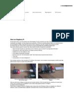 Xbee - Electroensaimada DIY, Raspberry Pi, Arduino