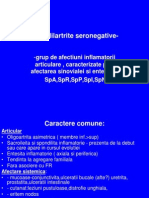 -Spondilartrite- curs2