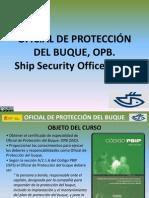 Curso Oficial Proteccion Buque OPB