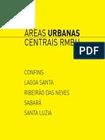 Áreas Urbanas Centrais - MindasCidades