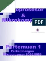 Mikroprosesor(2)