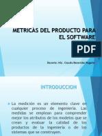Unidad i Pruebas y Metricas Parte II Métricas Del Producto
