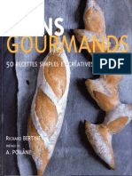 11) Pains Gourmands