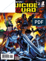 New Suicide Squad Exclusive Preview