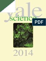 Yale University Press Science 2014 Catalog