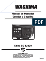Manual Gerador Gasolina GG 12000_V1