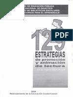 129 Estrategias de Promoción y Animación de Lectura