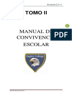 Manual de Convivencia Eagles College 2014