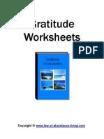 Gratitude Workbook 2