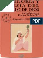 38613208 Mesters Carlos Sabiduria y Poesia Del Pueblo de Dios